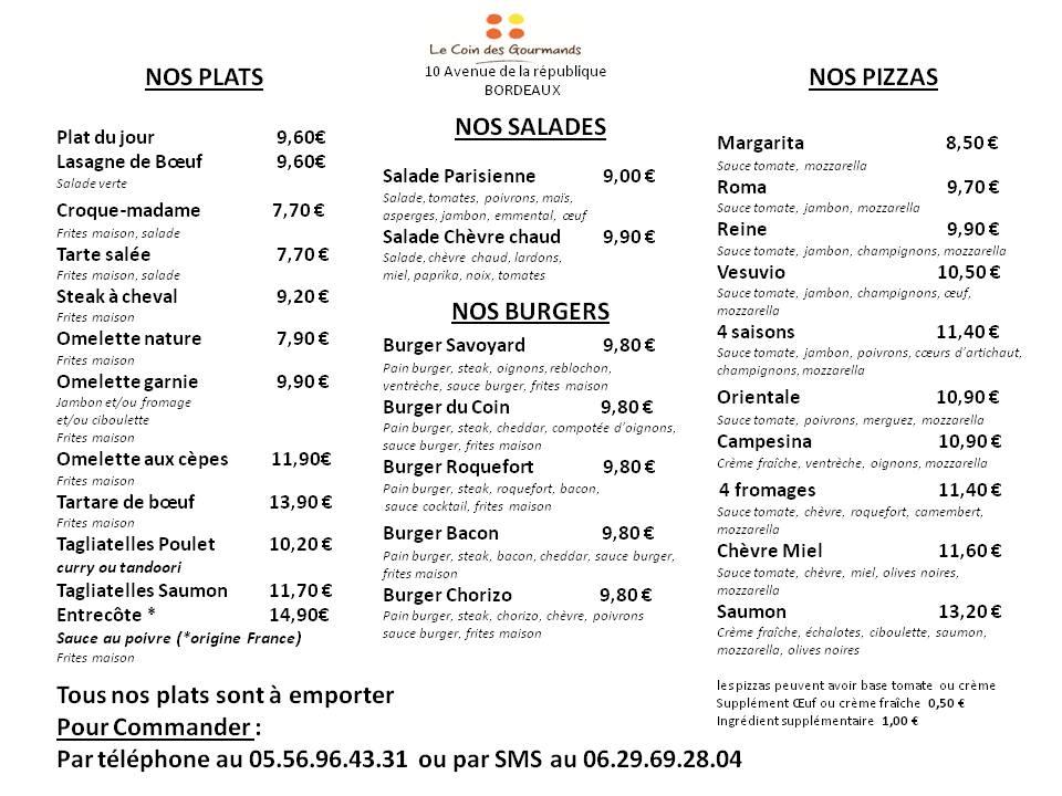 carte emporter pour facebookVERSION DU 22-11